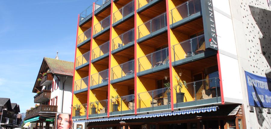 Hotel Eiger, Grindelwald, Bernese Oberland, Switzerland - hotel xterior.jpg